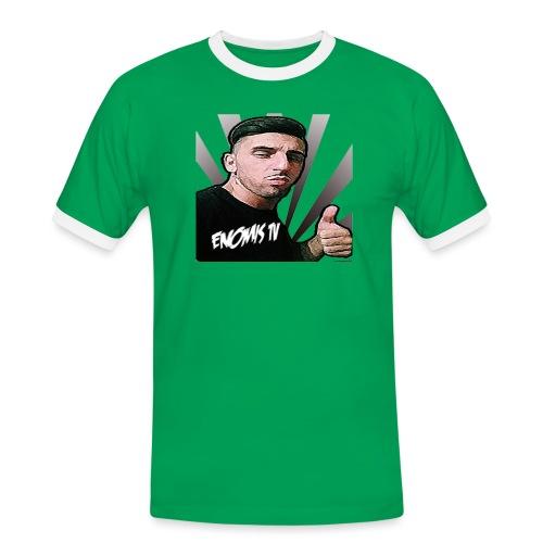 Enomis t-shirt project - Men's Ringer Shirt