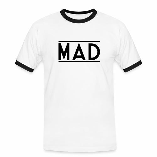 MAD - Maglietta Contrast da uomo