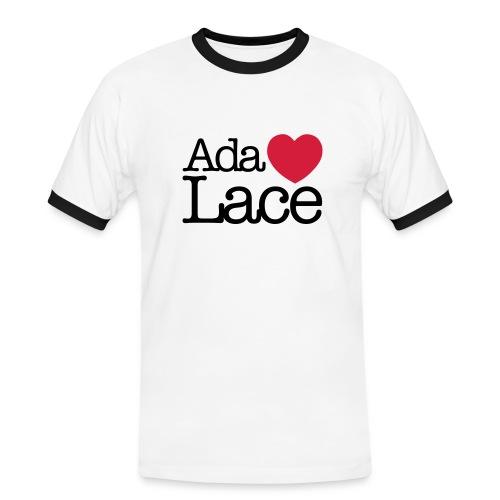 Ada Lovelace - Men's Ringer Shirt