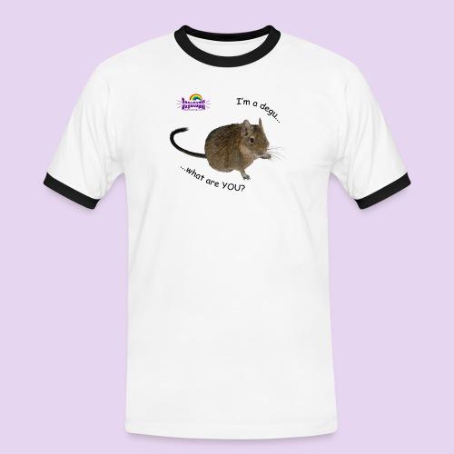 Degu What? NBG - Men's Ringer Shirt