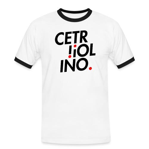 Cetr!ol!no. (Light T-Shirt) - Maglietta Contrast da uomo