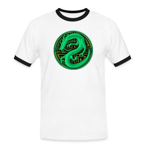 logo mic03 the gamer - Maglietta Contrast da uomo