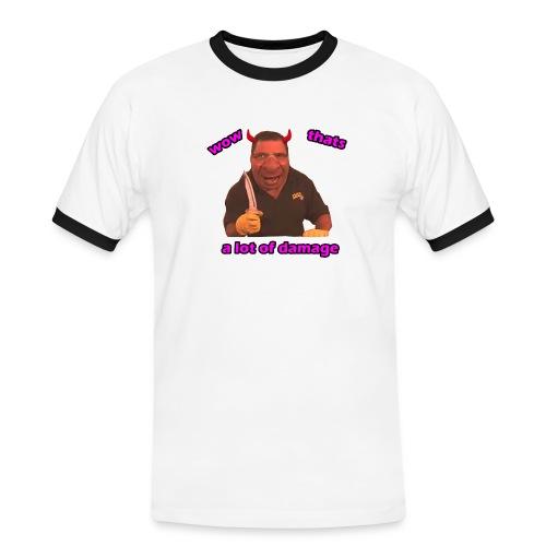 Phil Swift Damage - Men's Ringer Shirt