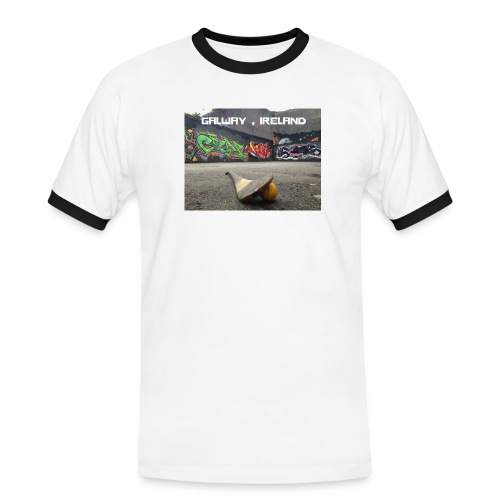 GALWAY IRELAND BARNA - Men's Ringer Shirt