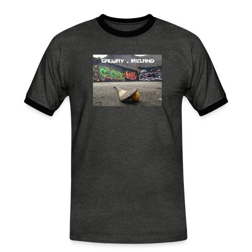 GALWAY IRELAND BARNA - Men's Ringer Shirt