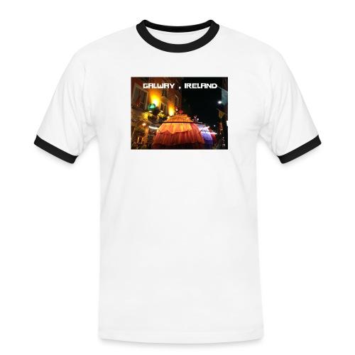 GALWAY IRELAND MACNAS - Men's Ringer Shirt