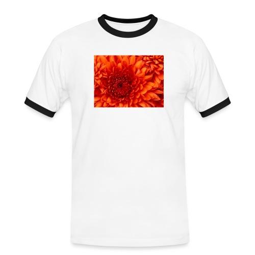 Chrysanthemum - Mannen contrastshirt
