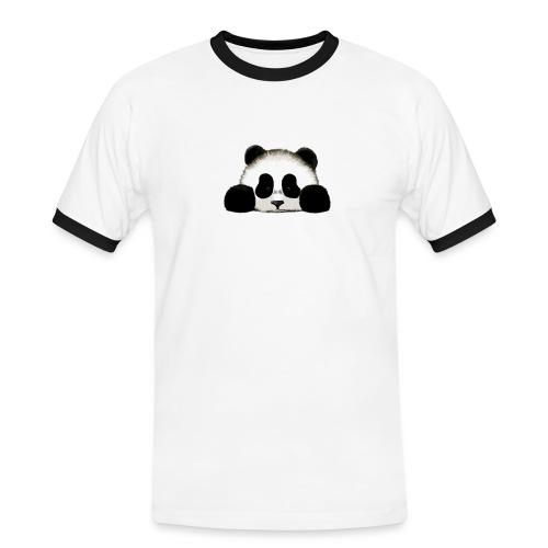 panda - Men's Ringer Shirt