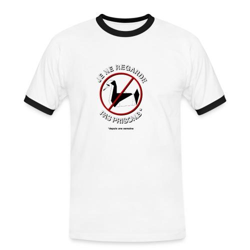 antiprisonbreakspread - T-shirt contrasté Homme