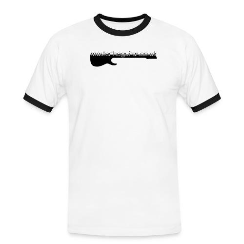 logolargecleannew - Men's Ringer Shirt