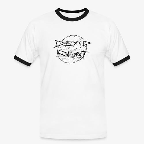 DeadBeat logo - Men's Ringer Shirt