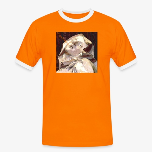 #OrgulloBarroco Teresa - Camiseta contraste hombre