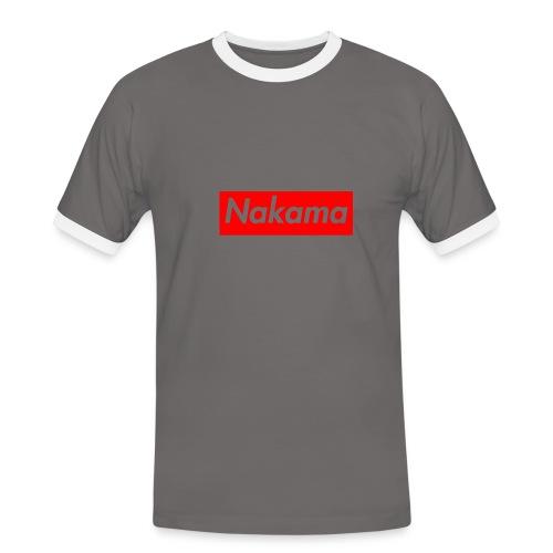Nakama - T-shirt contrasté Homme
