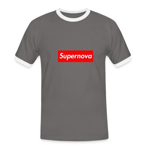 Supernova - T-shirt contrasté Homme