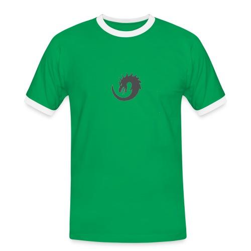 Orionis - T-shirt contrasté Homme