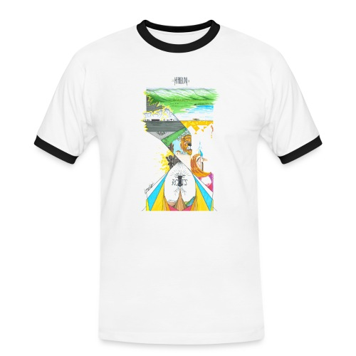 KARIBUNI - Men's Ringer Shirt