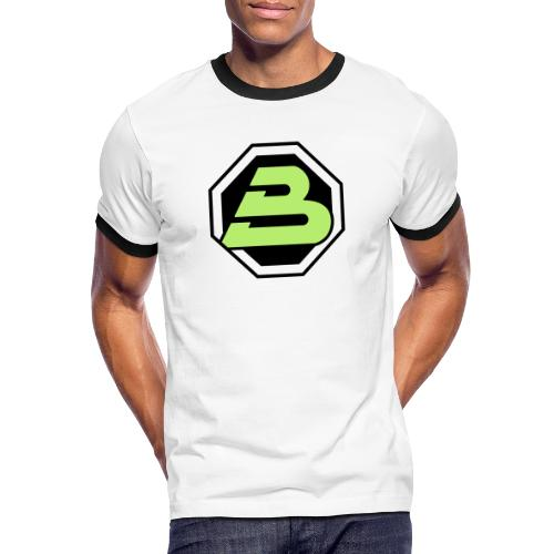 Blacktron 2 - T-shirt contrasté Homme
