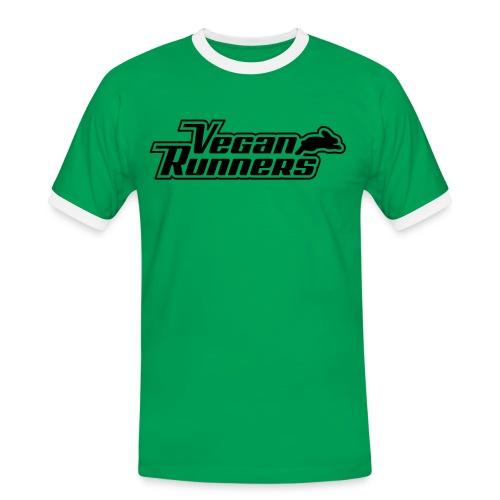 Vegan Runners - Men's Ringer Shirt