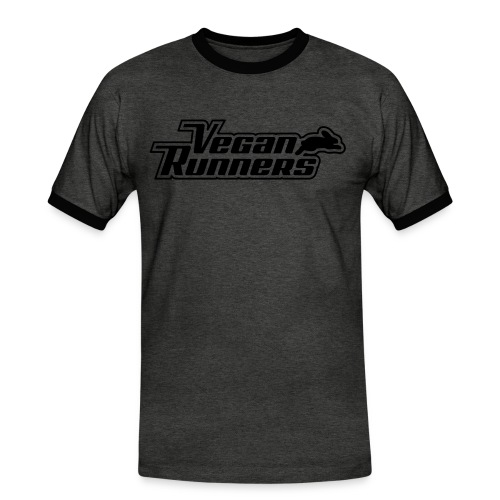 Vegan Runners - Men's Ringer Shirt