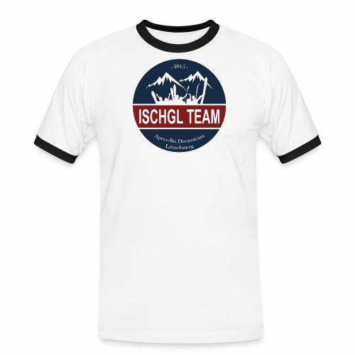 tshirt2 png - Männer Kontrast-T-Shirt