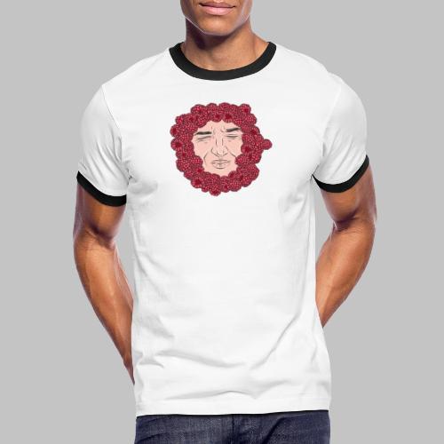 Sura Hallon - Kontrast-T-shirt herr