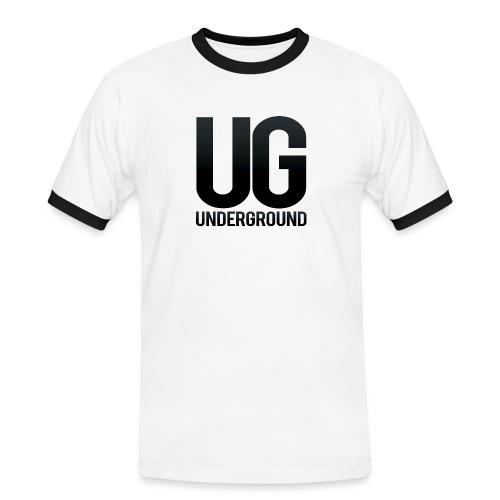 UG underground - Men's Ringer Shirt