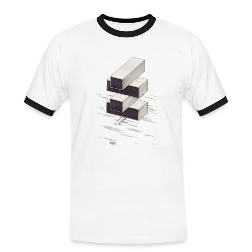 BALANCE - Men's Ringer Shirt