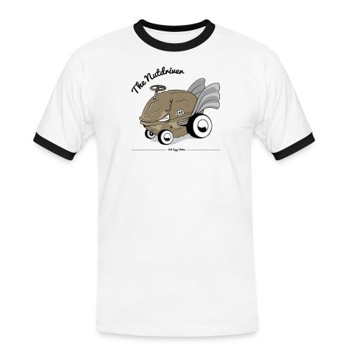 Nutdriver - Männer Kontrast-T-Shirt