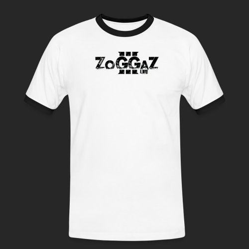 ZoggaZ Gruen png - Männer Kontrast-T-Shirt