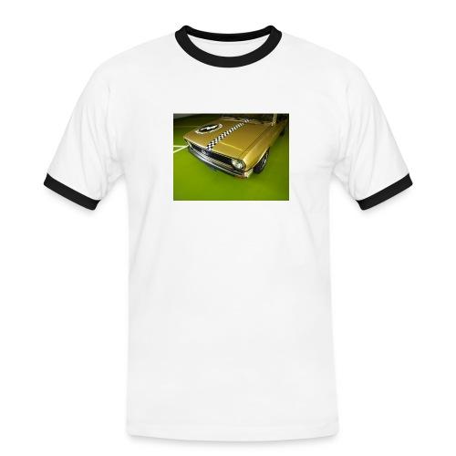 Goldfinger - Männer Kontrast-T-Shirt