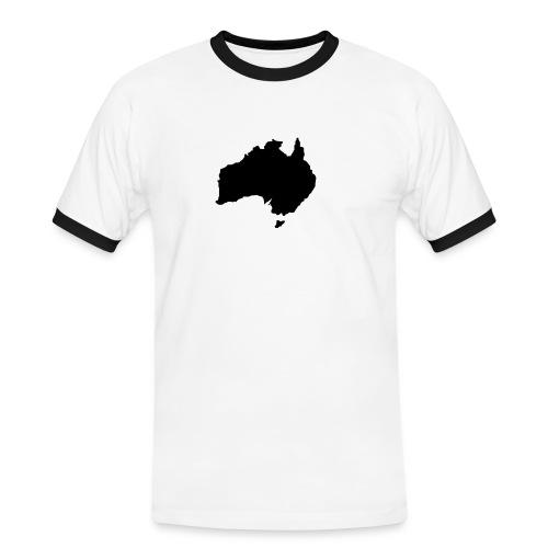 Australia - Men's Ringer Shirt