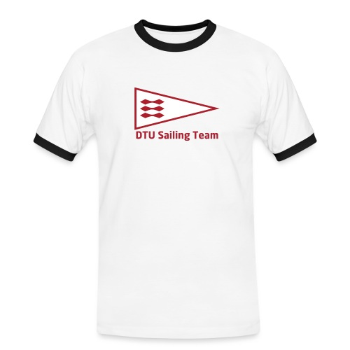 DTU Sailing Team Official Workout Weare - Men's Ringer Shirt