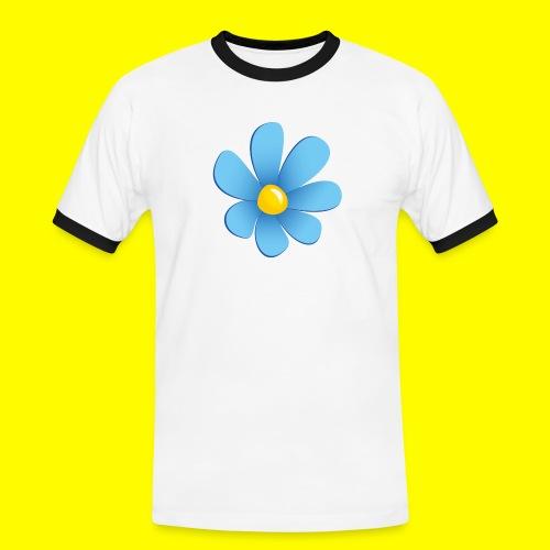 Sverigedemokraterna - Kontrast-T-shirt herr