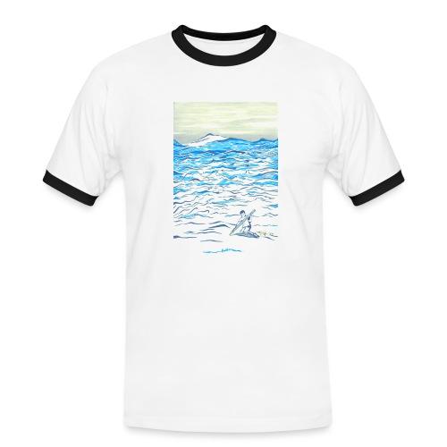 EVOLVE - Men's Ringer Shirt