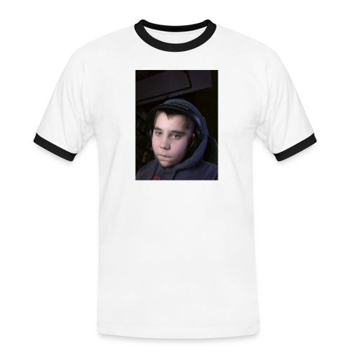 djyoutuber thisert - Mannen contrastshirt