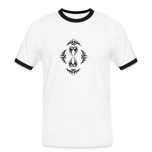 Fantasi - Kontrast-T-shirt herr