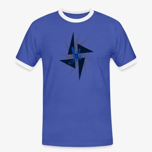 LORD PABLO VICUNA - Camiseta contraste hombre