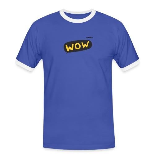 WoW Shirt - Men's Ringer Shirt