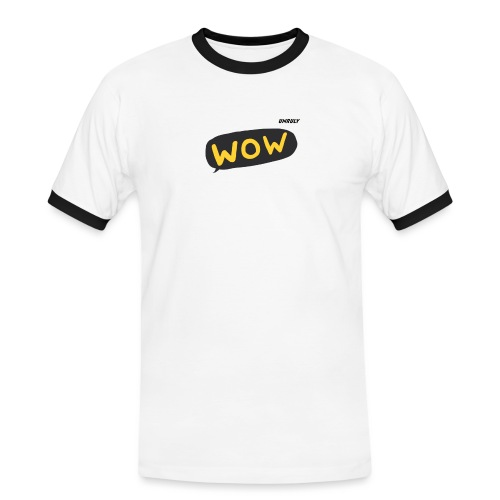 WoW Shirt - Men's Ringer Shirt