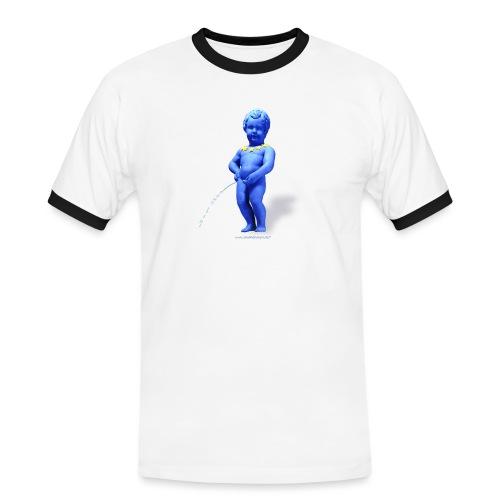 EUROPA mannekenpis ♀♂   Enfant - T-shirt contrasté Homme
