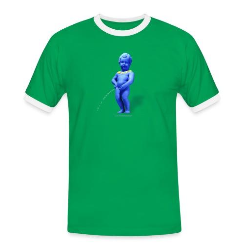 EUROPA mannekenpis ♀♂ | Enfant - T-shirt contrasté Homme