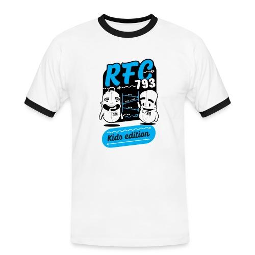 RFC 793 Kids Edition - Men's Ringer Shirt
