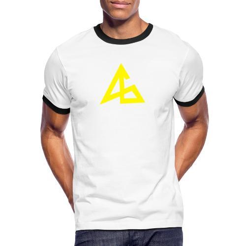 Andemic - T-shirt contrasté Homme