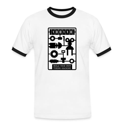 DIY Turing Machine - Men's Ringer Shirt