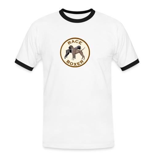rb1010 - T-shirt contrasté Homme
