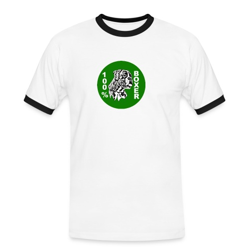 rb15xg8 - T-shirt contrasté Homme
