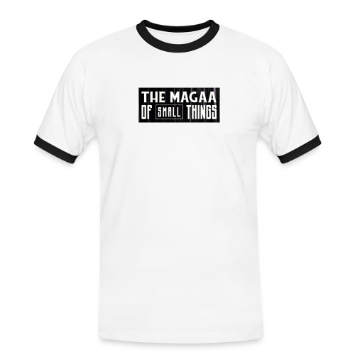 The magaa of small things - Men's Ringer Shirt