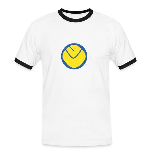 smiley copy - Men's Ringer Shirt