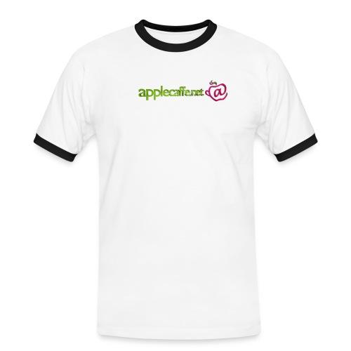 applecaffe header 2015 BUONO png - Maglietta Contrast da uomo