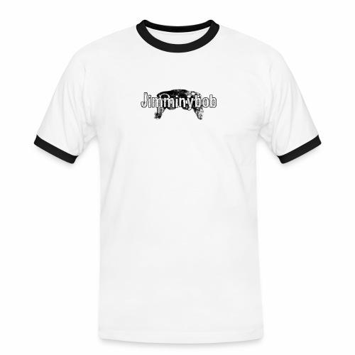 Logo - Men's Ringer Shirt